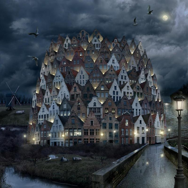 Babel by night
